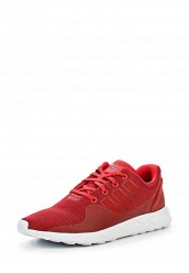 Купить Кроссовки ZX FLUX ADV TECH adidas Originals красный AD093AMNSB82