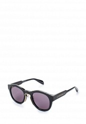 Купить Очки солнцезащитные Alexander McQueen черный AL001DWQYL29 Италия