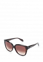 Купить Очки солнцезащитные Alexander McQueen коричневый AL001DWQYL30 Италия