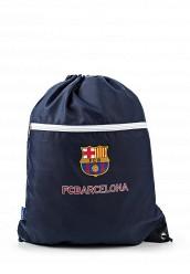 Купить Мешок FC Barcelona Atributika & Club™ синий AT006BUHLM08