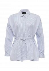 Купить Рубашка Atos Lombardini голубой AT009EWPBZ74 Италия