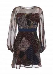 Купить Платье BCBGeneration мультиколор BC528EWSQE26