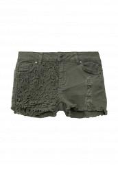 Купить Шорты джинсовые Blukids зеленый BL025EGILQ23