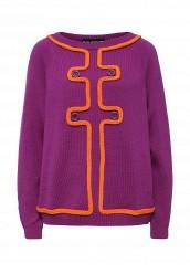 Купить Джемпер Boutique Moschino фиолетовый BO036EWJLI39