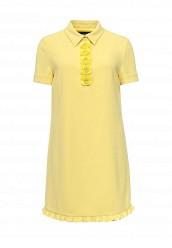 Купить Платье Boutique Moschino желтый BO036EWOVM30 Италия