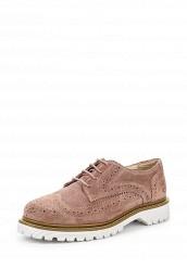 Купить Ботинки Bronx розовый BR336AWPVE31 Португалия