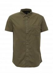 Купить Рубашка Burton Menswear London хаки BU014EMLGE70