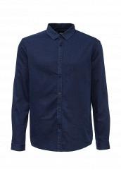 Купить Поло Burton Menswear London синий BU014EMLGE76