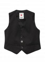 Купить Жилет Button Blue черный BU019EBUBC80