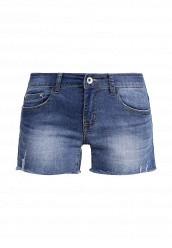 Купить Шорты джинсовые By Swan синий BY004EWRPC17 Китай