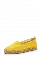 Купить Эспадрильи Castaner желтый CA991AWQXG31 Испания