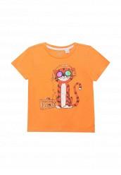 Купить Футболка Chicco оранжевый CH001EBRGN45 Китай