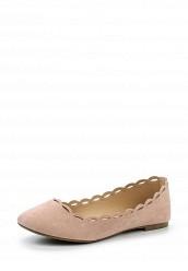 Купить Балетки Dorothy Perkins бежевый, розовый DO005AWHYR22