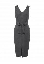Купить Платье Dorothy Perkins серый DO005EWPUO28 Вьетнам