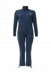 Купить Костюм спортивный Donmiao синий DO016EWNJS11