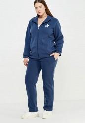 Купить Костюм спортивный Donmiao синий DO016EWNPA96