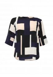 Купить Блуза Dorothy Perkins Curve мультиколор DO029EWPUN28