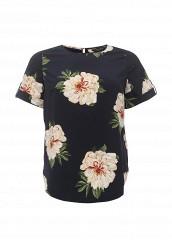 Купить Блуза Dorothy Perkins Curve синий DO029EWSCL26