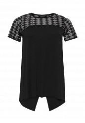 Купить Блуза Dorothy Perkins Curve черный DO029EWSVF27
