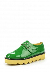 Купить Ботинки Elsi зеленый EL026AWISI92