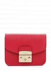Купить Сумка Furla METROPOLIS красный FU003BWOXX59 Италия