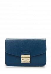 Купить Сумка Furla METROPOLIS синий FU003BWOXX67 Италия
