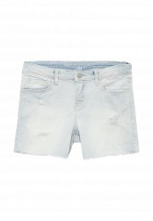 Купить Шорты джинсовые Gap голубой GA020EGPCK89