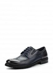 Купить Туфли Guido Grozzi синий GU014AMLRI66