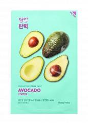Купить Маска тканевая Смягчающая Pure Essence авокадо Holika HO009LWRMW30