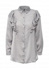 Купить Блуза Influence серый IN009EWQGL83 Китай