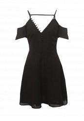 Купить Платье Influence черный IN009EWQGM03