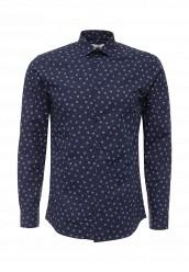 Купить Рубашка Jack & Jones синий JA391EMQMX89
