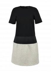 Купить Платье Jil Sander Navy черный JI005EWFQV19 Италия