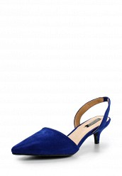 Купить Туфли FELICITY SLING BACK KITTEN HEEL LOST INK синий LO019AWOOJ44