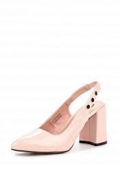 Купить Туфли FATIMA SLING BACK FLARED HEEL LOST INK розовый LO019AWQLF12