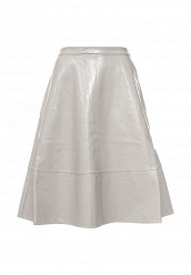 Юбка LOST INKPATENT MIDI SKIRT