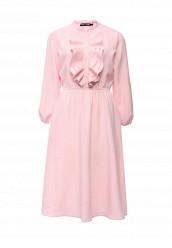 Купить Платье Love & Light розовый LO790EWJAU64 Россия