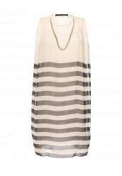 Купить Платье Marciano Guess бежевый MA087EWPQY62 Италия