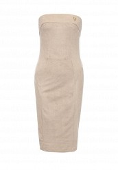 Купить Платье Marciano Guess бежевый MA087EWPQY63
