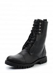 Купить Ботинки Martin Pescatore черный MA108AWVGL62 Китай