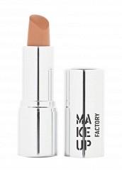 Купить Помада Make Up Factory для губ кремовая Lip Color тон 101 натуральный беж MA120LWHDQ31 Германия