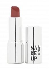 Купить Помада для губ кремовая Lip Color тон 126 бежевый Make Up Factory MA120LWHDQ35