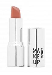 Купить Помада для губ кремовая Lip Color тон 235 натуральный древесный Make Up Factory MA120LWHDQ48