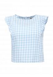 Купить Блуза Modis голубой MO044EWSBI32