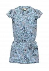 Купить Блуза Modis голубой MO044EWTJE92