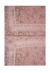 Купить Комплект постельного белья Евро Asabella коричневый MP002XU0016N