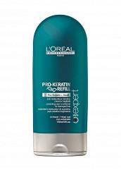 Купить Смываемый восстанавливающий и укрепляющий уход Expert Pro-Keratin Refill - Восстанавливающий уход для волос с кератином L'Oreal Professional зеленый MP002XU00UOL