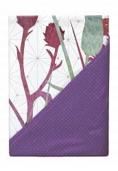 Купить Комплект постельного белья Семейный Verossa фиолетовый MP002XU00XKF