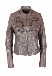 Купить Куртка кожаная Grafinia бежевый MP002XW0FSQO