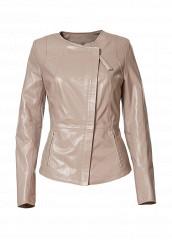 Купить Куртка кожаная Grafinia бежевый MP002XW14TLD